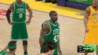 NBA  2K11 - GamePlay - PC - HD