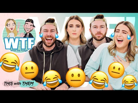 WTF?! S5E4 Try Not To Laugh!! 😂 - This With Them