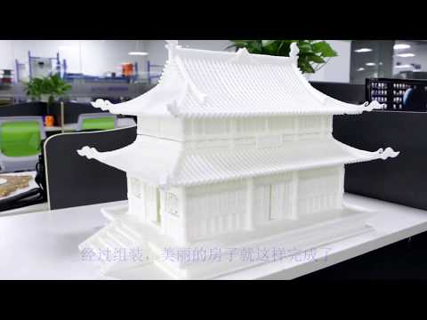 3d printing your white house
