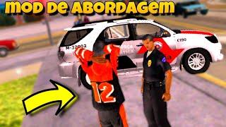 GTA SA ANDROID: SAIUU MOD DE ABORDAGEM