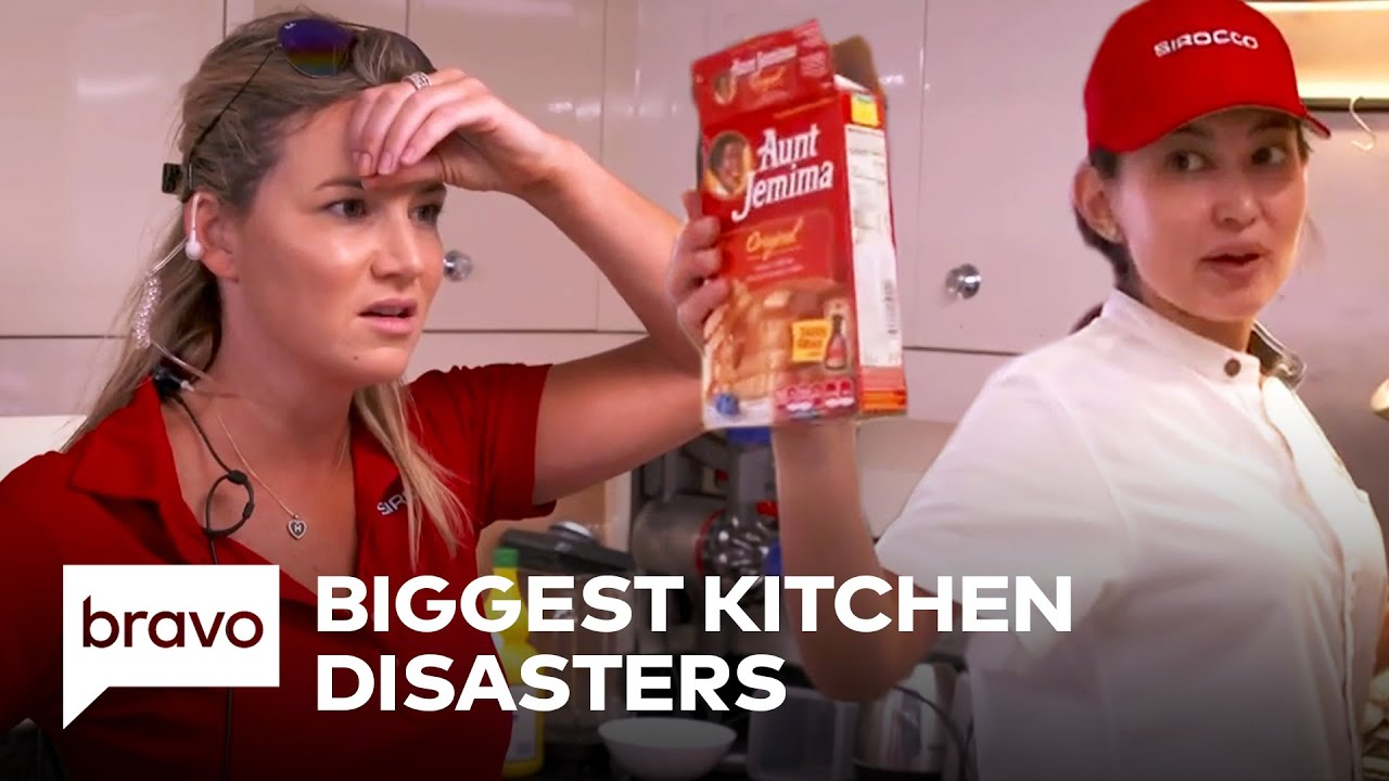 """Download """"I Cannot Serve That to Guests""""   Below Deck Mediterranean's Biggest Kitchen Disasters"""