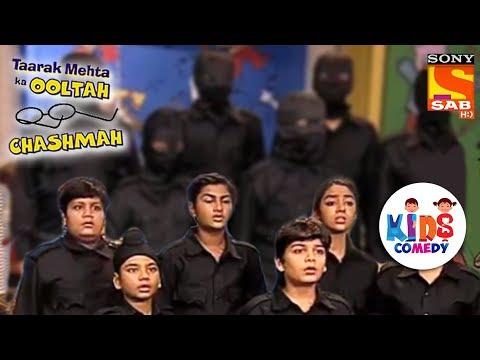 Tapu Sena Prepares To Fight The Ghost | Tapu Sena Special | Taarak Mehta Ka Ooltah Chashmah