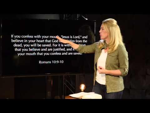 Marian Jordan Ellis | Romans 10:9-10