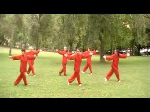 Anonio Cirre: CHICAMAKUNG (ejercicios de chikung, calobiotica y automasaje del maestro Fumin Wang)
