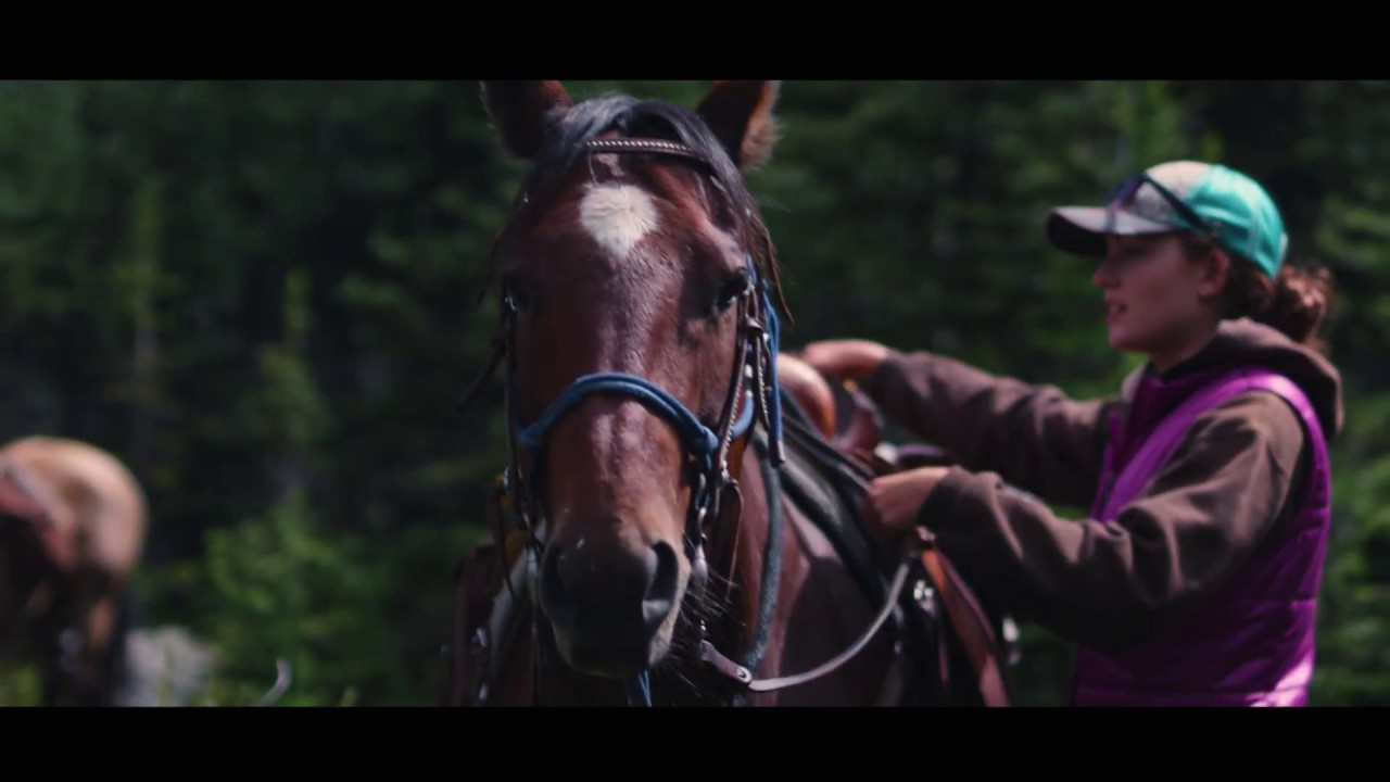Trail Riders of the Canadian Rockies - horseback riding vacation in