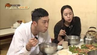 """""""심심한 평양냉면+알싸한 고기 겨자 무침의 환상조합♥"""" [식신로드 Gourmet Road] 250회"""