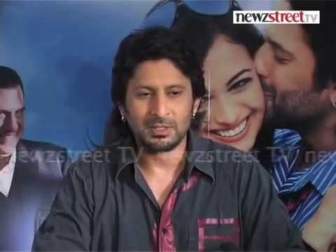 02 Arshad Warsi promote film Hum Tum Aur Ghost - Interview