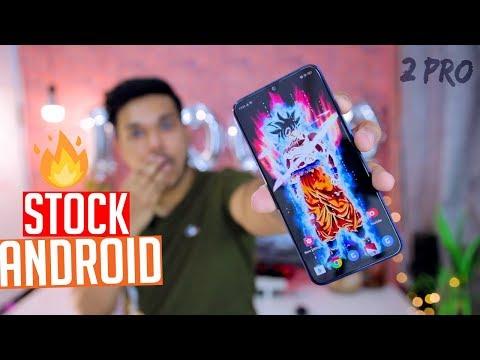 STOCK ANDROID on REALME 2 PRO ? KAATIL Setup 🔥😱 - YouTube