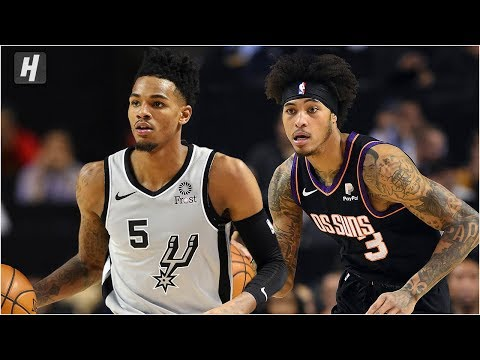 San Antonio Spurs vs Phoenix Suns – Full Game Highlights | December 14, 2019 | 2019-20 NBA Season