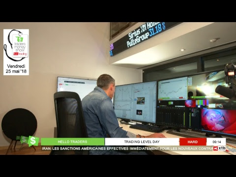 Hello Traders Emission du 09 Mai 18
