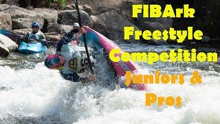FIBArk Freestyle Jr & Pro