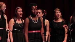 Locked Out of Heaven (Bruno Mars) - Passing Notes - 2013 W&M A Cappella Showcase