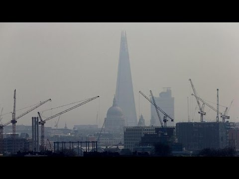 Experts anticipated global air pollution to soar by 2016