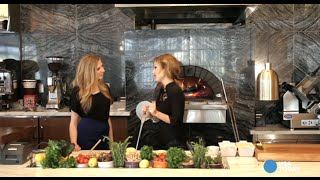 Behind the scenes of Giada's first restaurant
