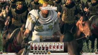 Rome 2 Mod Spotlight # 1 Equites Singulares Augusti Akuru Auxillia Unit Pack ( Emperor Augustus!)