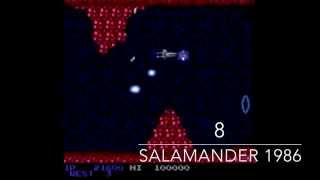 TOP 10 BEST GRADIUS GAMES