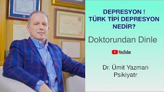 Depresyon | Neden Olur ? Belirtileri   | Dr. Ümit Yazman | Doktorundan Dinle