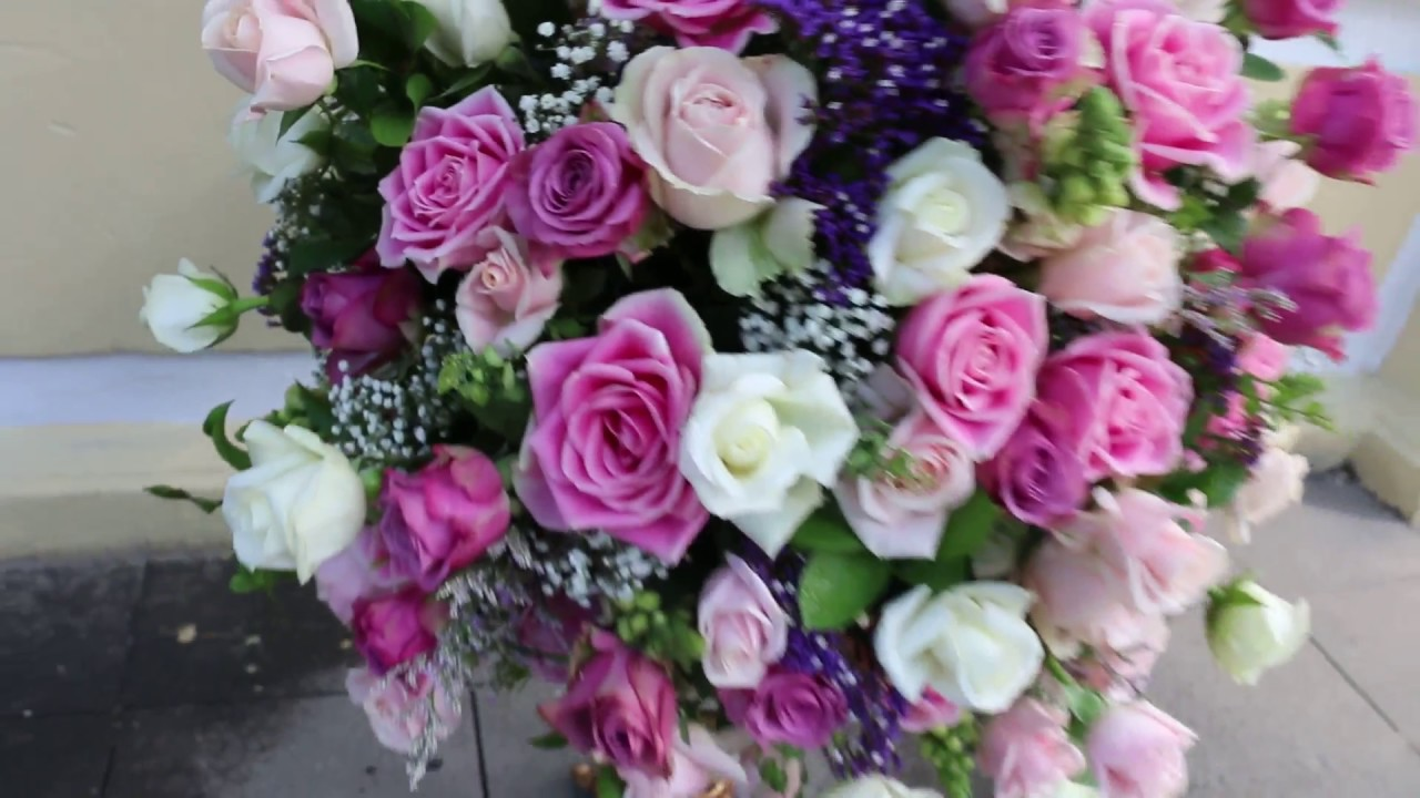 Happy birthday with flowers congratulations floristsaigon happy birthday with flowers congratulations floristsaigon izmirmasajfo