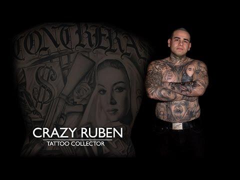 Tattoo Collector - Crazy Ruben