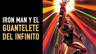 Iron Man y el Guantelete del Infinito l Cómic narrado