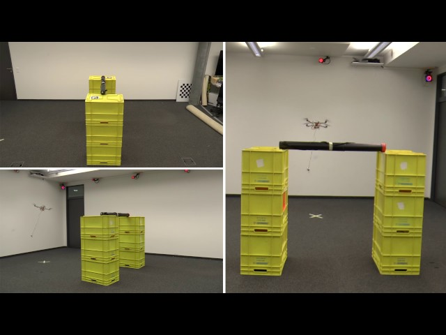 Fast Trajectory Optimization for Agile Quadrotor Maneuvers with a Cable-Suspended Payload