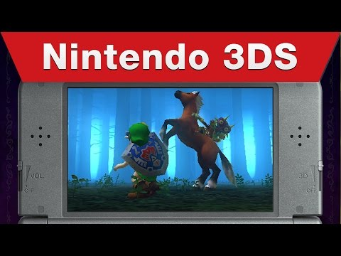 Nintendo 3DS - The Legend of Zelda: Majora's Mask 3D - Is that…your true face?