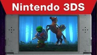 Nintendo 3DS - The Legend of Zelda: Majora