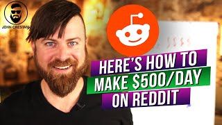 Make $500 Per Dąy With REDDIT Using These 4 Methods