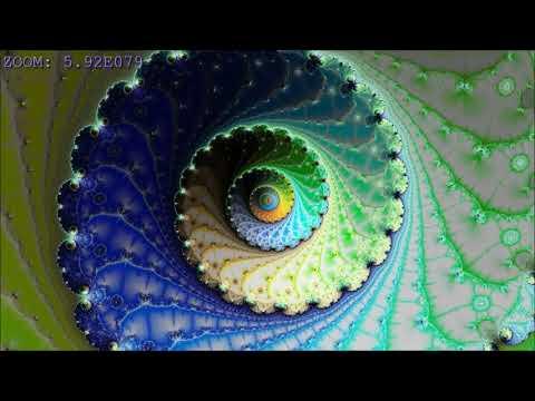 Mandelbrot Zoom Video John Sully El Ef Oh Music