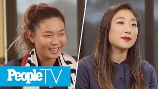 USA Winter Olympians Reveal Who They Would Want To Be Stranded On A Desert Island With | PeopleTV