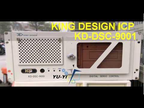 ADVANTECH INDUSTRIAL COMPUTER 610/KING DESIGN ICP KD-DSC-9001/FUJITSU 5233FA5/BRANSON 8500/9500