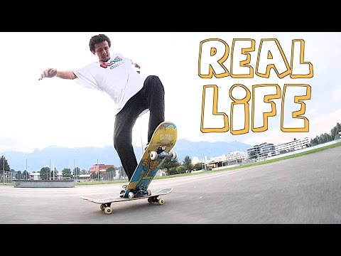 TONY HAWK SPECIAL TRICKS IN REAL LIFE EP1 | BOARD BLUNT