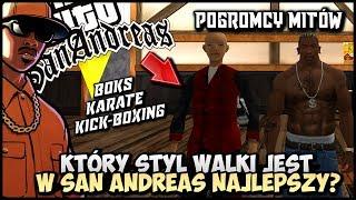 Który styl walki jest w San Andreas najlepszy? - Pogromcy Mitów GTA San Andreas! #14