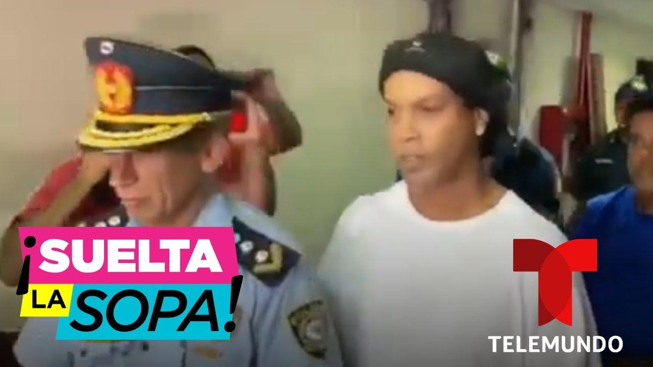 Ronaldinho en el ojo del escándalo por rumores de sus continuas parrandas | Suelta La Sopa