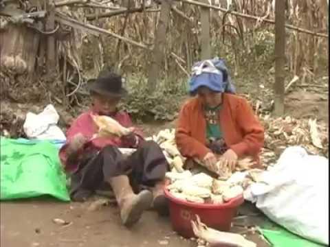Historia muy triste pareja de ancianos de 80 años  no tienen para comer y se estan quedando ciego.