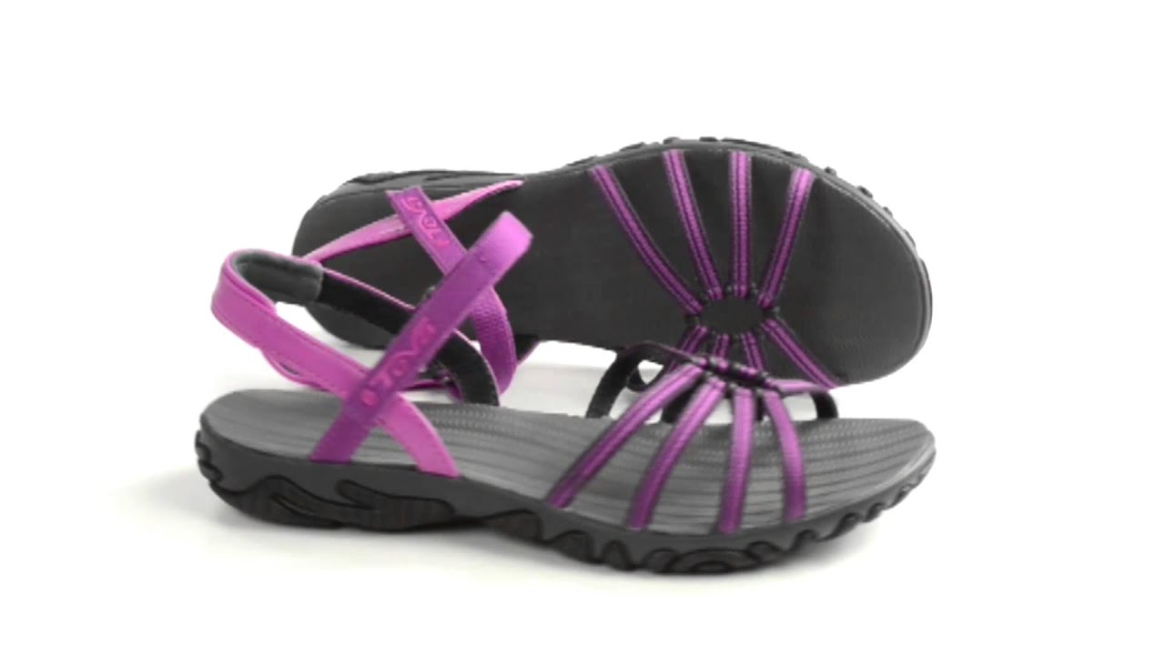 3acbc53a3d2a Teva Kayenta Sport Sandals (For Women) - YouTube
