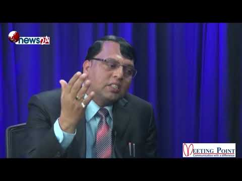Talk show with D.N. Adhikari on CAREER HORIZON Host By Basanta Nepal