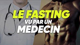 Le jeûne intermittent (FASTING) pour avoir un physique athlétique - l'avis d'un MÉDECIN !