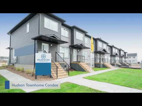 Two-storey townhomes in Devonshire Village