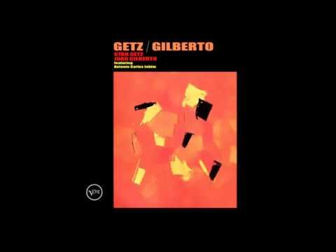 João Gilberto, Stan Getz E Tom Jobim - Só Danço Samba