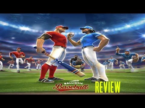 Ballistic Baseball Review (Apple Arcade)