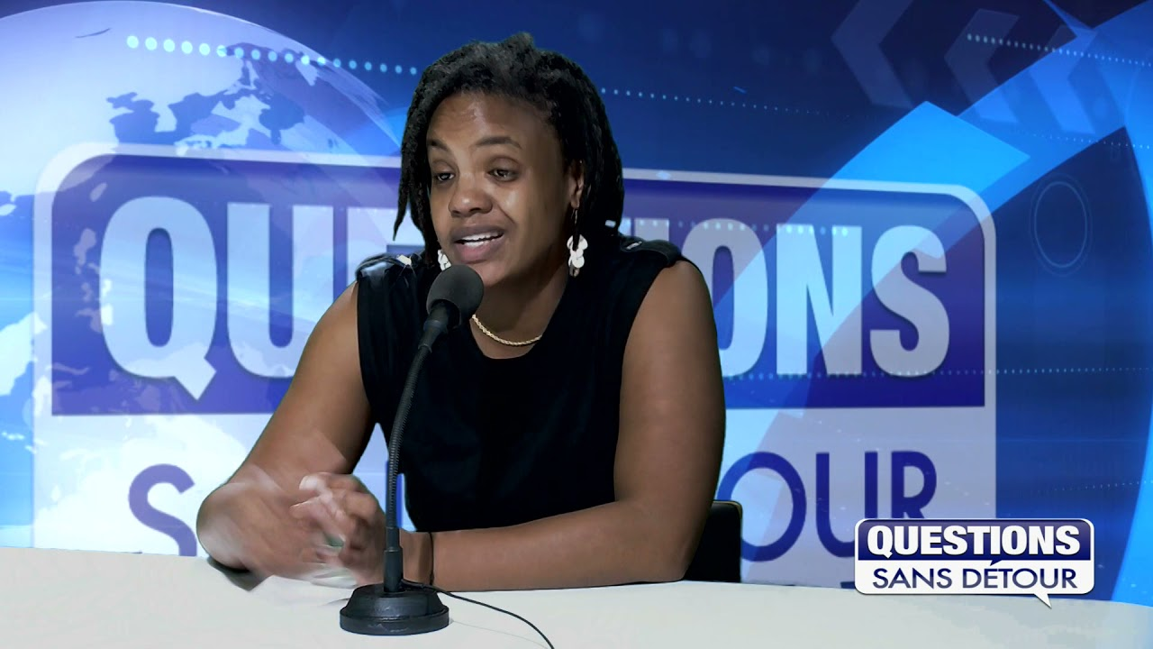 Laurence Maquiaba - Kolektif Awtis Rezistans est l'invitée dans QSD sur ETV