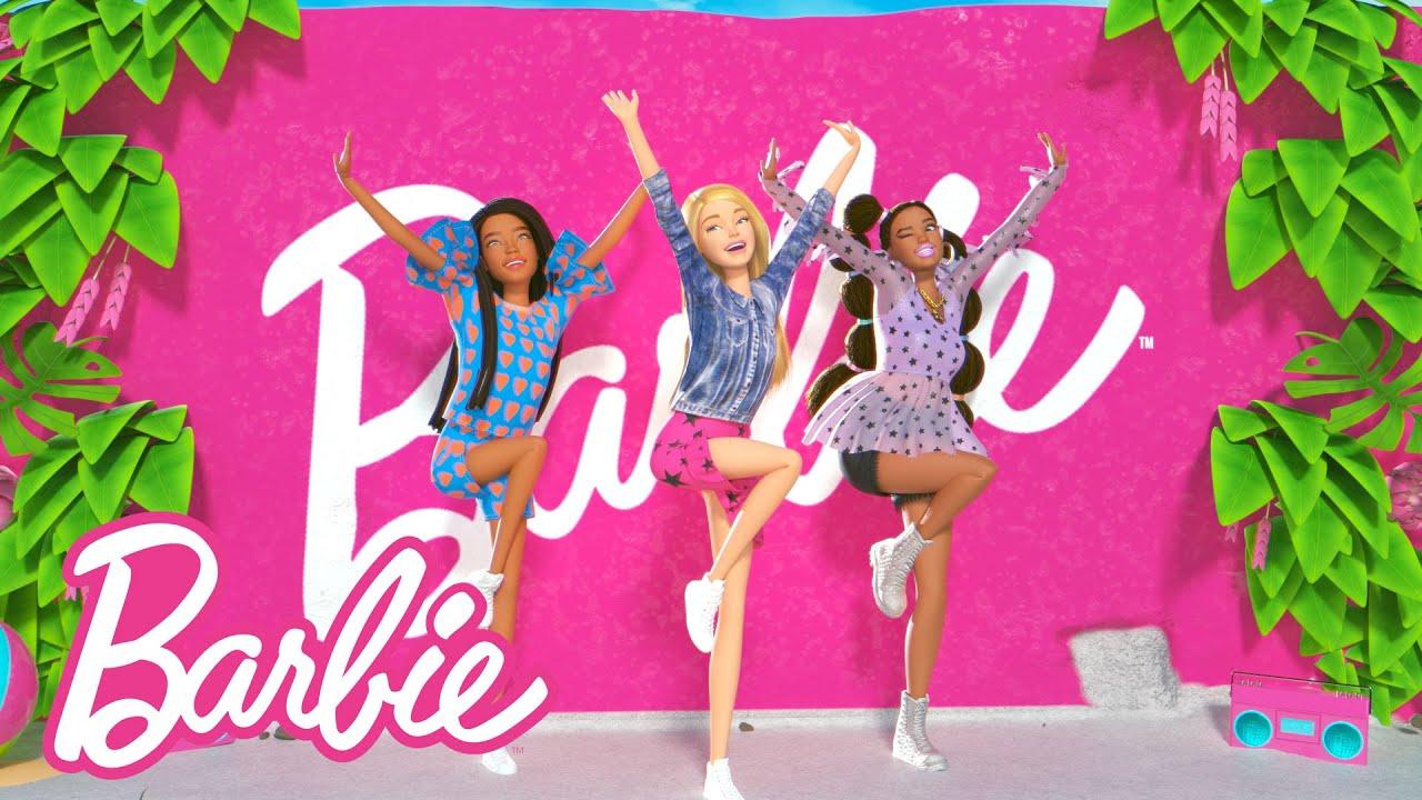 Després d'haver tingut molt a prop les tempestes ahir, seguim en mode sequera i amb sol, tant avui com els pròxims dies. Es veuen canvis importants per a diumenge que ... veurem si arriben. Les temperatures seguiran sent càlides però sense excessos .. Avui ens posarà les piles una nina, literalment. La famosa Barbie ens presenta un tema super estiuenc, refrescant i amb uns espectaculars colors. Ens parla del sol i l'oceà i del divertit que ens ho anem a passar aquest estiu. Amén!