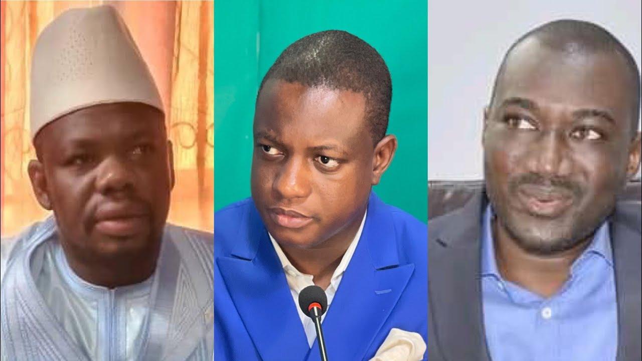 OM TV : #ALERTEINFO/Imam Oumarou DIARRA Ministre d'Etat ou Ministre de la rue?