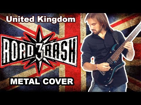 Road Rash 3 United Kingdom OST (Metal Cover By ProgMuz)