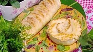 غادة التلي تحضر الفطيرة التركية بالدجاج