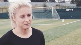 Let's Talk...Relationships with Steph Houghton