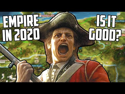 Empire: Total War In 2020 Is It Any Good