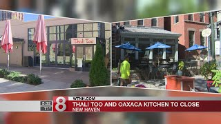 Thali Too and Oaxaca Kitchen to close