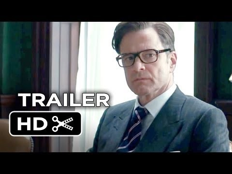 Kingsman  The Secret Service Official Trailer #1 2014   Colin Firth  Samuel L  Jackson Movie HD